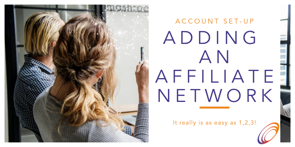 Adding an Affiliate Network on AffJet