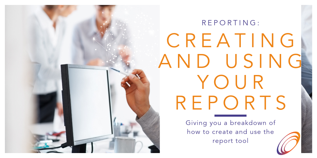 Creating and Using your AffJet Reports
